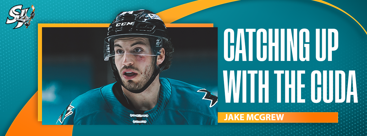 CATCHING UP WITH THE 'CUDA: JAKE MCGREW