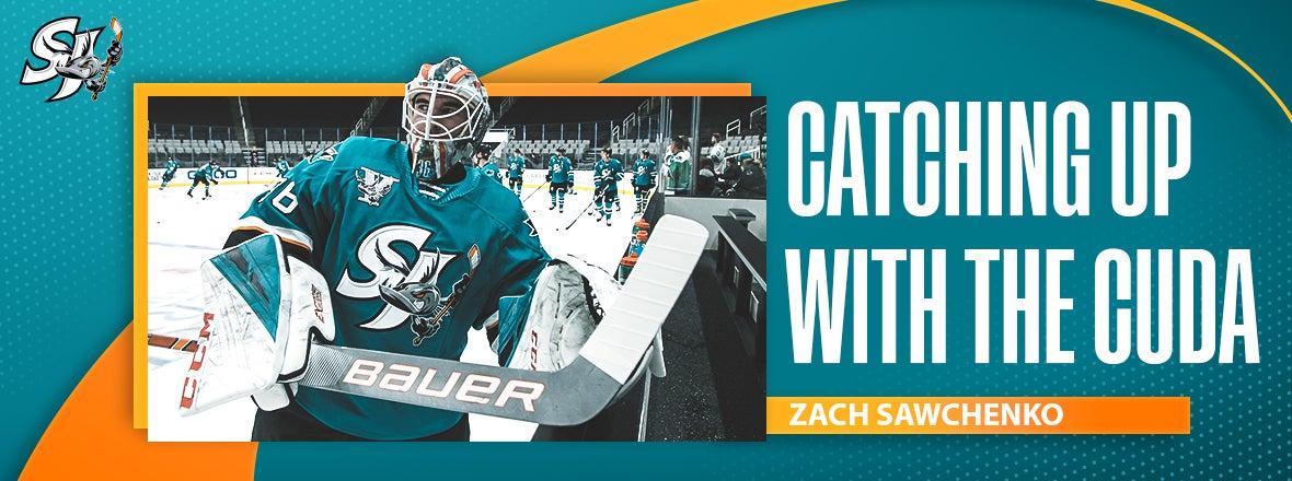 CATCHING UP WITH THE 'CUDA: ZACH SAWCHENKO