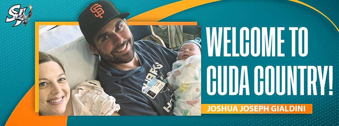 WELCOME TO CUDA COUNTRY: JOSHUA JOSEPH GIALDINI