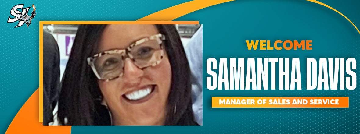 SAMANTHA DAVIS HIRED AS MANAGER SALES AND SERVICE