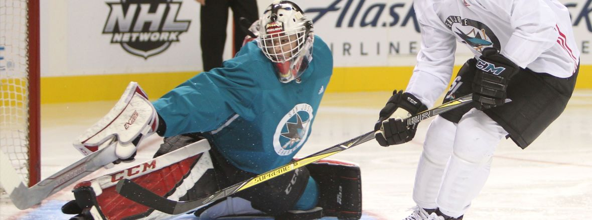 SHARKS PROSPECT SCRIMMAGE TO BE HELD JUNE 28 AT SAP CENTER