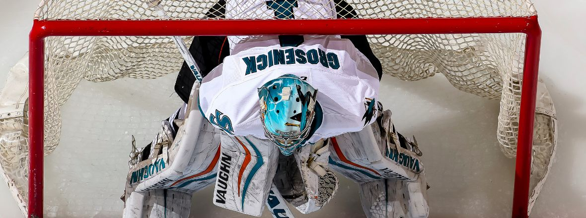 BARRACUDA CONFIDENT ABOUT PLAYOFFS BECAUSE OF GROSENICK