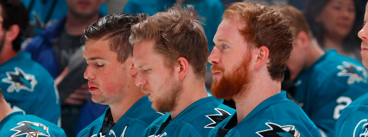 SHARKS RE-SIGN CARPENTER, HEED AND RYAN