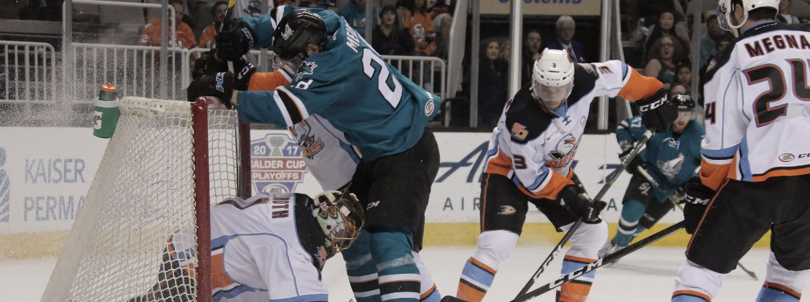 BARRACUDA FALL 3-2 IN OVERTIME TO SAN DIEGO