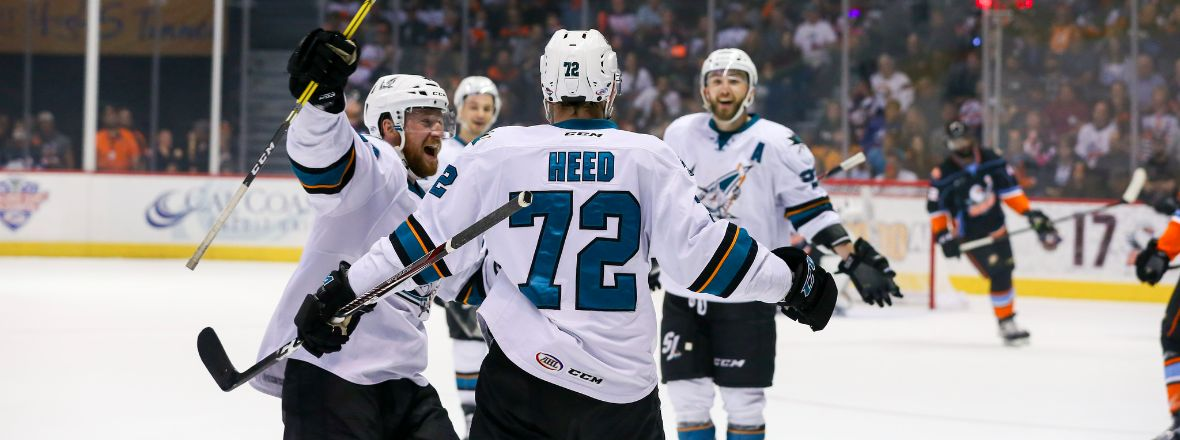 CUDA TAKE 3-1 SERIES LEAD WITH 4-3 WIN OVER SD