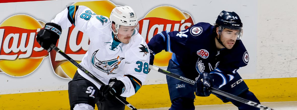 BARRACUDA STUMBLE 5-2 IN PENALTY FILLED AFFAIR