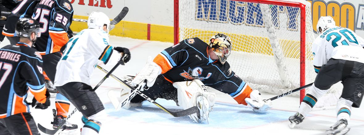BARRACUDA HOLD OFF LATE GULLS PUSH, WIN 3-2 IN SD