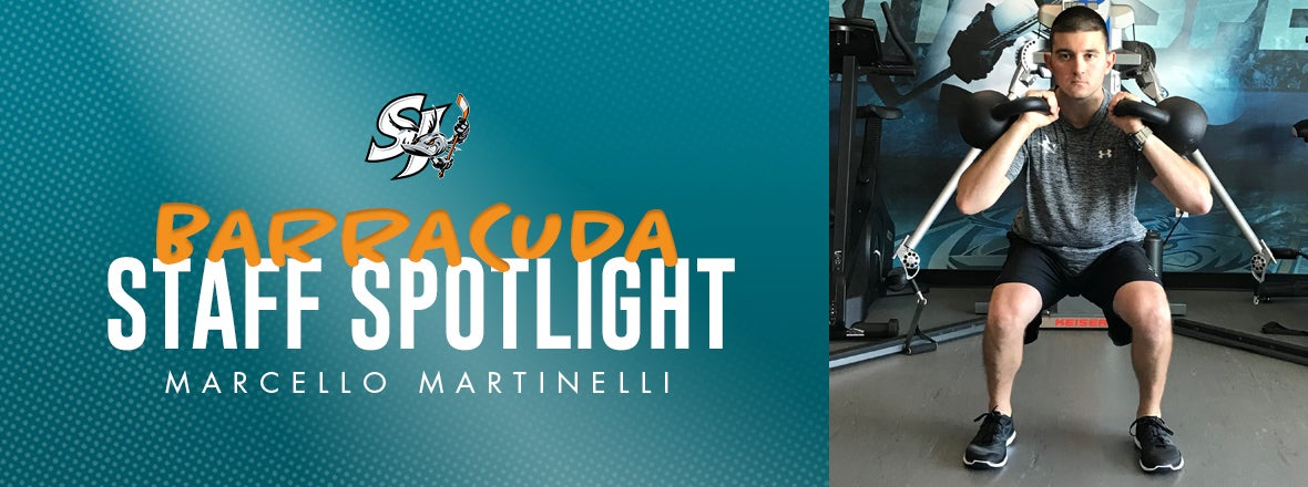 Get To Know Marcello Martinelli