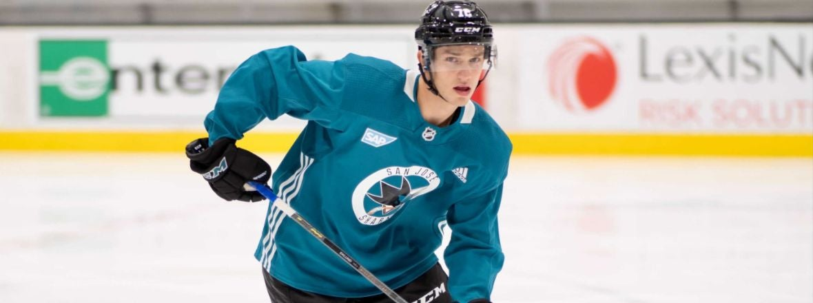 SHARKS TO PARTICIPATE IN THE 2021 ROOKIE FACEOFF TOURNAMENT