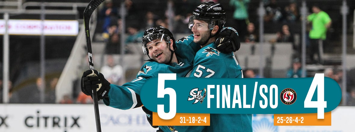 CUDA'S LATE-GAME HEROICS LEAD TO SHOOTOUT VICTORY