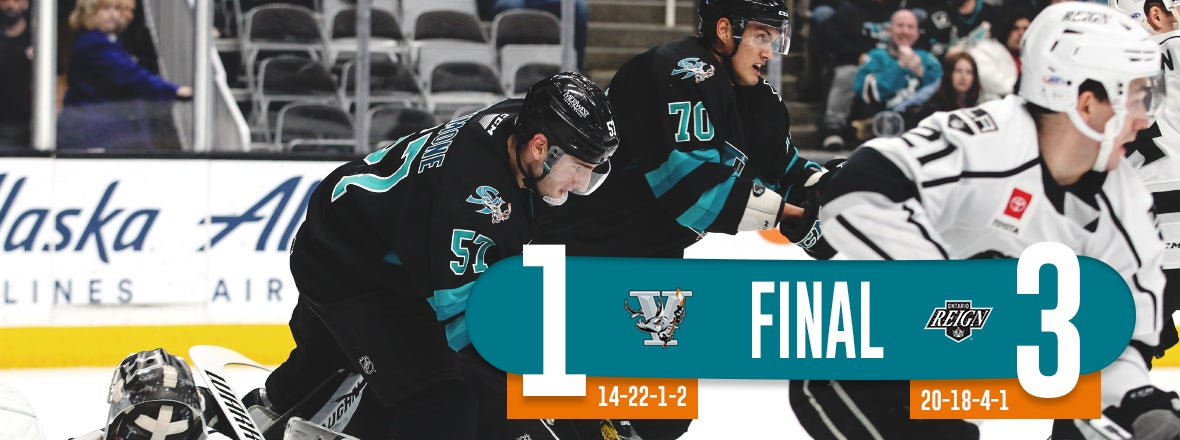BARRACUDA FALL LATE TO REIGN, 3-1