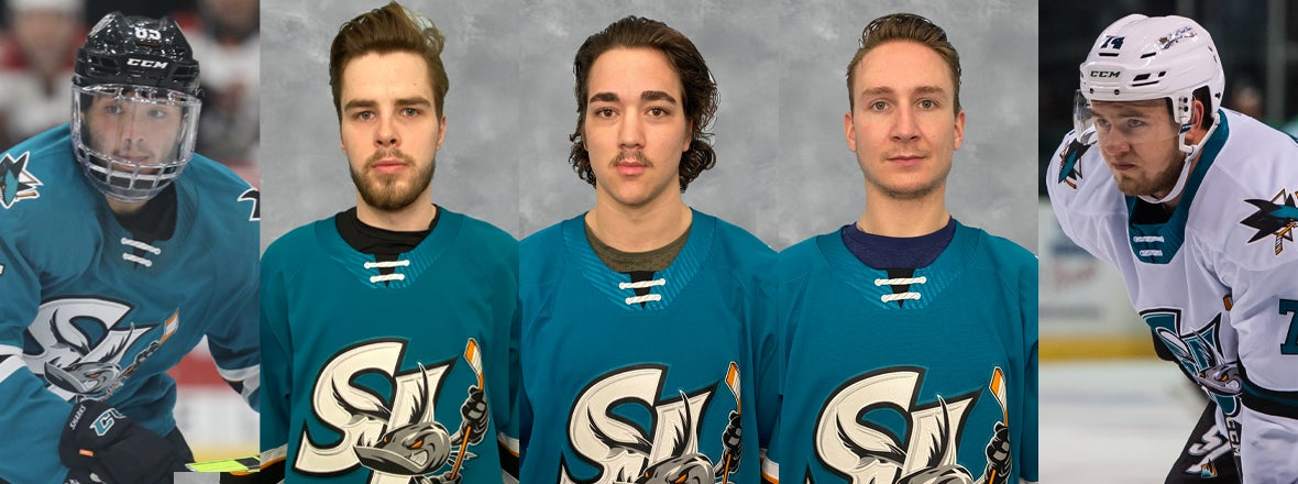 FIVE PLAYERS ASSIGNED TO ECHL