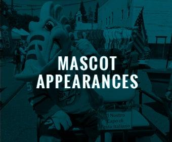 Mascot-Appearances