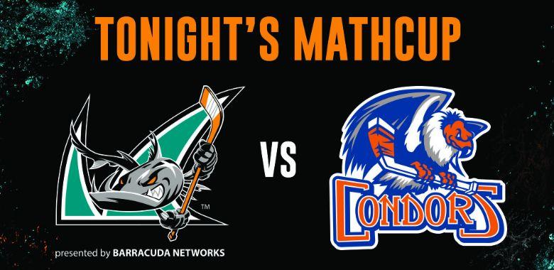 GAMEDAY: Barracuda vs. Condors