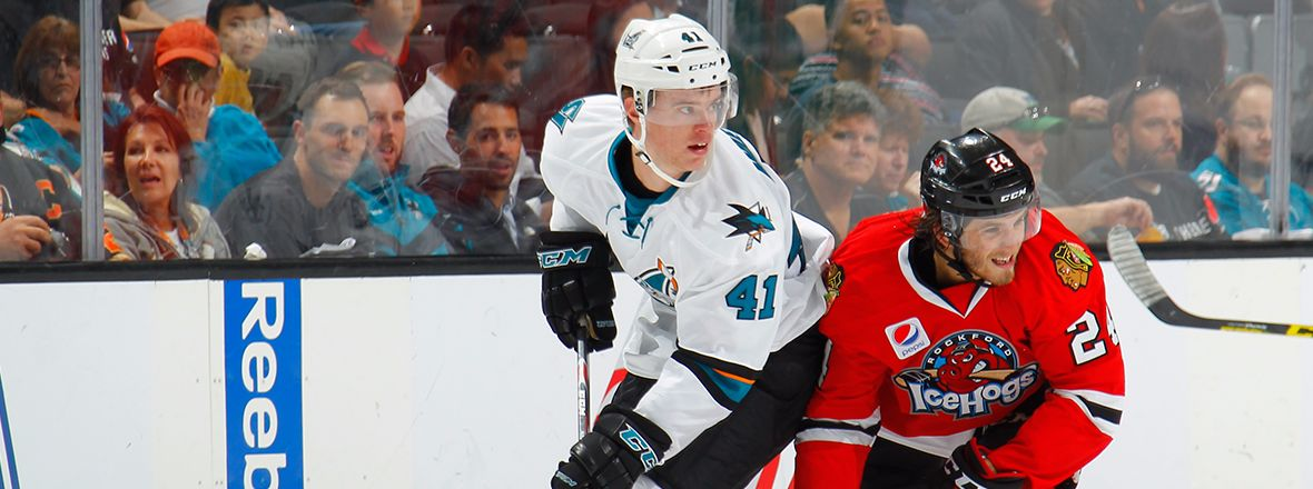 Sharks Assign Six Players To Barracuda