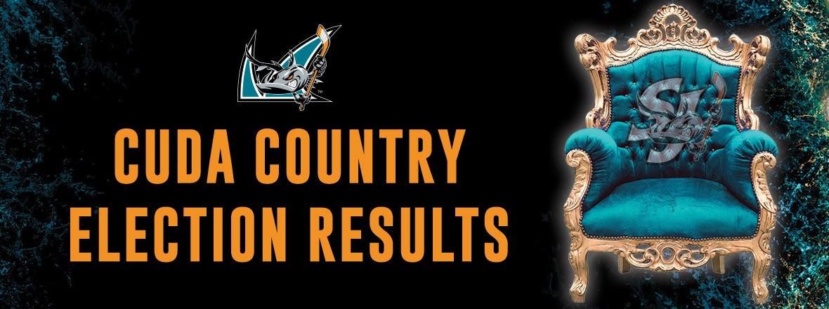 BARRACUDA ANNOUNCE 2017-18 CUDA COUNTRY ELECTION RESULTS