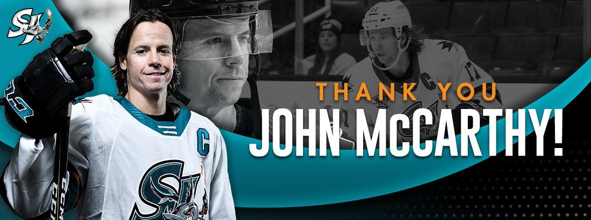 CAPTAIN JOHN MCCARTHY ANNOUNCES HIS RETIREMENT