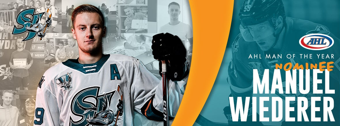 WIEDERER NAMED BARRACUDA '19-20 SPECIALTY MAN OF THE YEAR