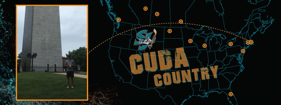 cATCHING UP WITH THE 'CUDA: JOHN MCCARTHY