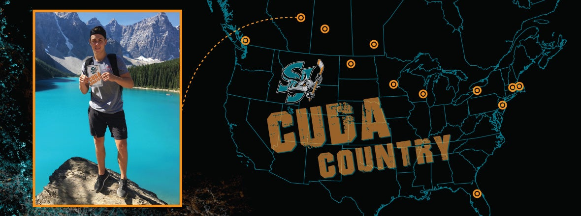 CATCHING UP WITH THE 'CUDA: COLBY MCAULEY