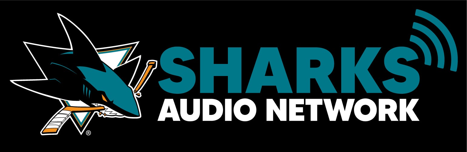 SHARKS ANNOUNCE THE LAUNCH OF THE SHARKS AUDIO NETWORK