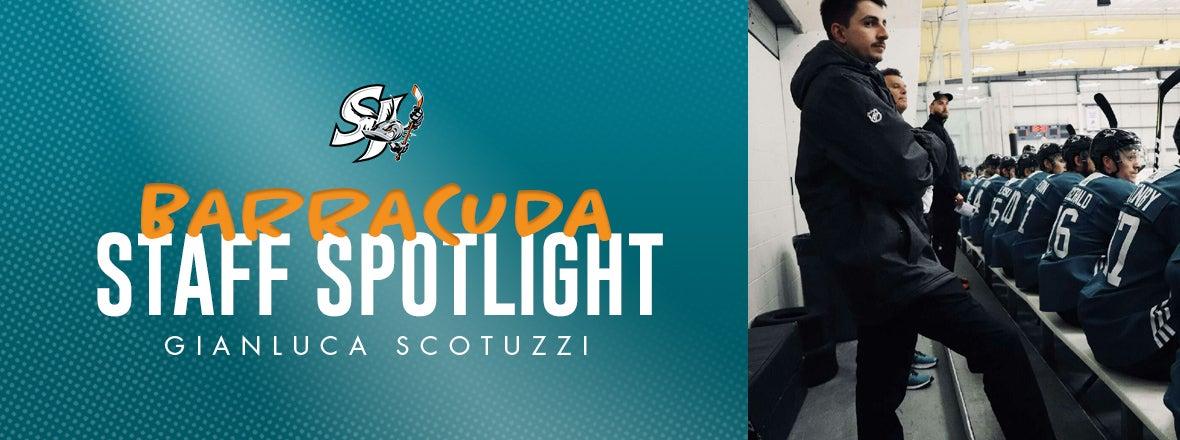 STAFF SPOTLIGHT: GIANLUCA SCOTUZZI