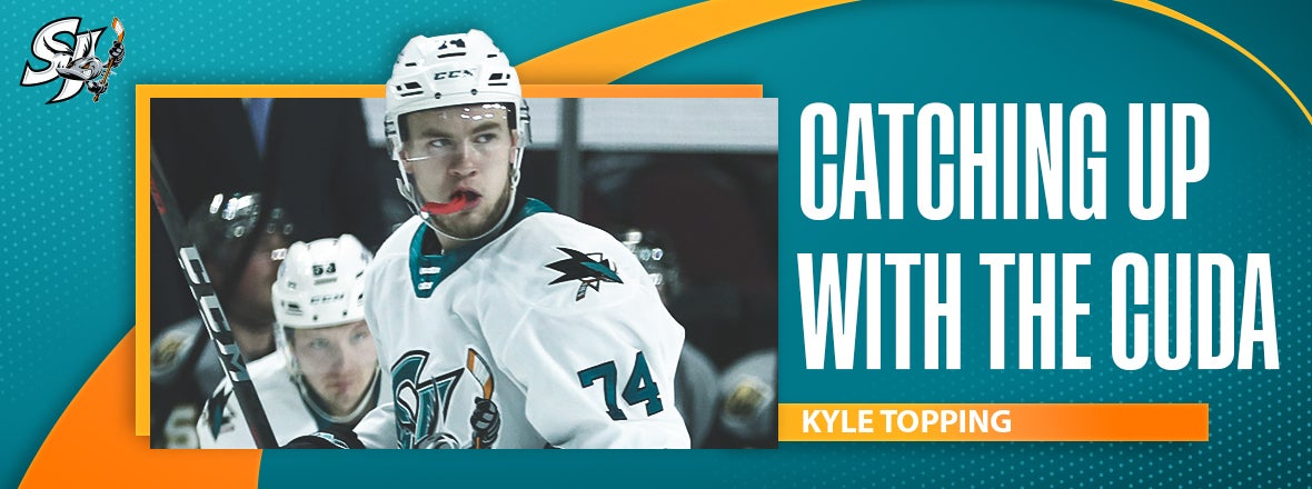 CATCHING UP WITH THE 'CUDA: KYLE TOPPING