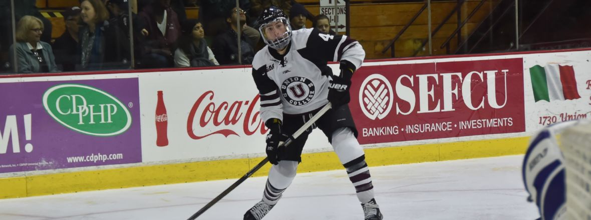SHARKS SIGN UFA D-MAN DESIMONE TO A TWO-YEAR CONTRACT