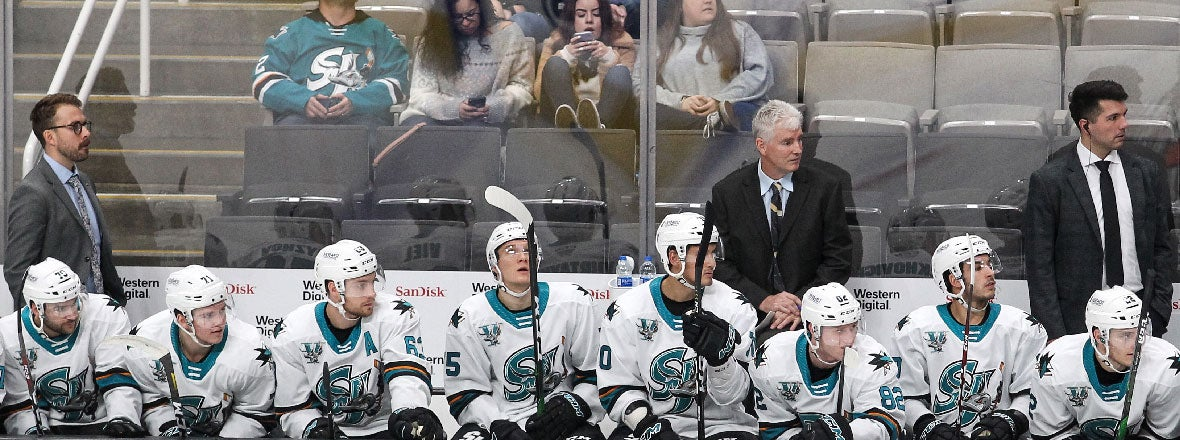 SHARKS, BARRACUDA ANNOUNCE CHANGES TO COACHING STAFF