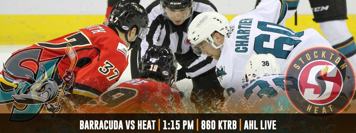 LIVE: Barracuda vs. Heat